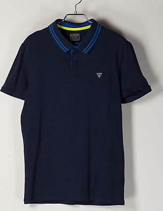 Guess POLO JERSEY BORDINI UOMO