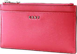 DKNY Bryant Slim Bifold S Pink