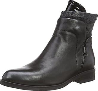 594a0112adb Mjus 767204 - 0201 - 6455 Dames met korte schacht laarzen - zwart - 37 eu