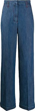 Philosophy di Lorenzo Serafini high rise straight leg jeans - Blue