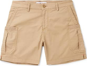Orlebar Brown Bulldog Slim-fit Linen-blend Cargo Shorts - Neutral