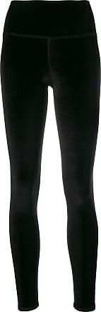 Plein Sport Legging com logo - Preto