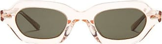 The Row X Oliver Peoples La Cc Sunglasses - Womens - Pink