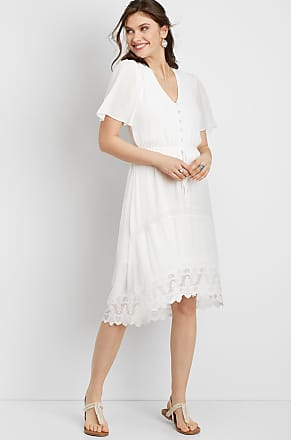 Maurices Lace High-Low Prairie Dress