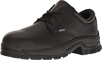 Timberland Mens Stockdale Oxford Alloy Toe Waterproof Industrial & Construction Shoe, Black Full Grain Leather, 10.5 M US