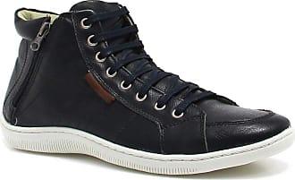 Zariff Sapatênis Zariff Shoes Cano Médio Zíper