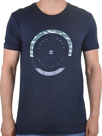 Hang Loose Camiseta Hang Loose Army - Marinho - P