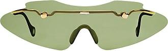 Fenty Puma by Rihanna Óculos de sol máscara Centerfold - Verde