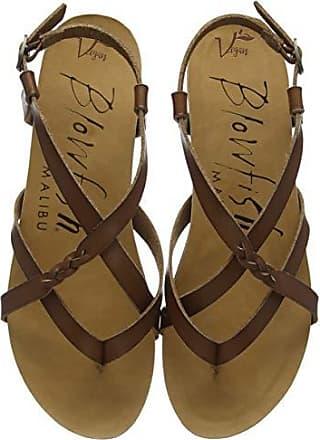 NEU braun BLOWFISH Schuhe Sandale GRANOLA B BF3814B NUDE nude