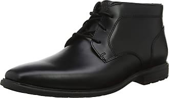 Rockport Mens Dressports Business 2 Water Proof Classic Boots, Black (Black 001), 11.5 UK (46.5 EU)