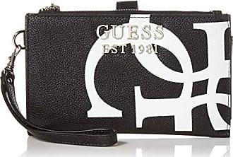 GUESS Fruit Punch Black Stripe Damen Geldbörse Portemonnaie Wallet
