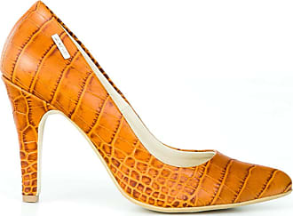 Zapato Womens Leather Pumps Model 035