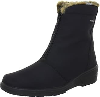 fef67878575 Jenny München-St Snow Boots Womens Brown Braun (schwarz
