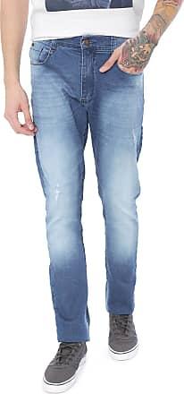 O'Neill Calça Jeans ONeill Slim Geo Ly Azul