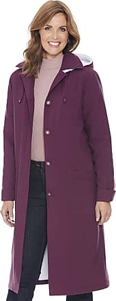 Chums Ladies Womens Shower Jacket Coat Mulberry 24