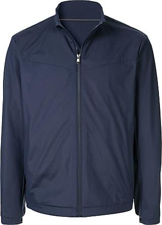 Durban zipped jacket - Blue