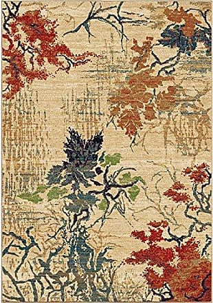 Orian Rugs Mardi Gras Bloomer Area Rug, 710 x 1010, Multicolor