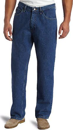 32x34 7 For All Mankind Mens Austyn Relaxed Straight-Leg Jean in Madison Park Madison Park