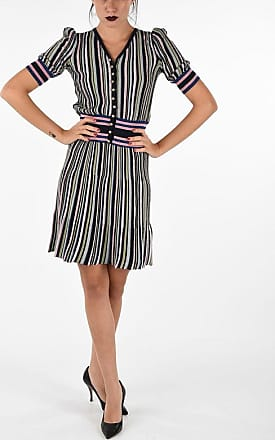 Armani EMPORIO Knitted Striped Dress size 46