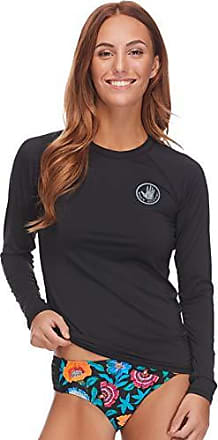 Sun Protection Body Glove Womens Push It Long Sleeve Rashguard with UPF 50