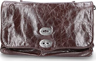 Zanellato Handbag POSTINA M leather grainy brown