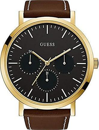 Guess Relógio Guess Masculino Marrom 92679gpgddc1