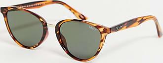 Quay Rumours sunglasses in tortoiseshell-Brown