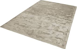 Dimond Home Auram Handwoven Viscose Rug In Stone - 2.5ft x 8ft