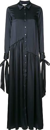 Osman Vestido longo - Azul