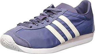 size 40 343c3 089e1 adidas Adidas Country Og, Scarpe da Ginnastica Donna, Viola (Super  Purple Off