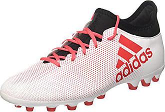 new concept 32a3a 7b66c adidas Adidas X 17.3 AG, Botas de fútbol para Hombre, Blanco (Ftwbla