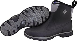 The Original Muck Boot Company Mens Excursion Pro Mid Black/Gunmetal Outdoor Boot - 13 D(M) US
