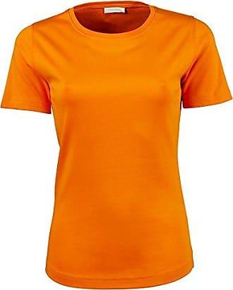 Tee Jays Damen Interlock T-Shirt Kurzarm Rundhalsausschnitt