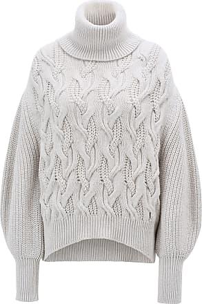 ff549b779 BOSS Relaxed-fit turtleneck sweater in Italian merino wool