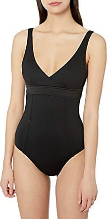 Seafolly Womens Solid Sweetheart Dd-Cup Underwire One Piece Swimsuit