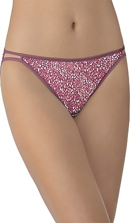 Vanity Fair Womens Illumination Bikini Panty 18108, NH Citrus Pop Print, 5
