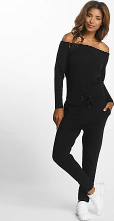 DEF Stretch Overall Black