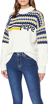 Pepe Jeans London Womens Monikas Jumper, (Mousse 808), Medium