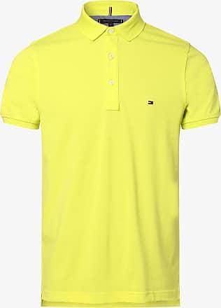 Tommy Hilfiger Herren Poloshirt gelb