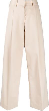 JEJIA Calça chino reta de algodão - Neutro