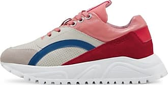 Bogner New Malaga sneakers for Women - Red/Beige