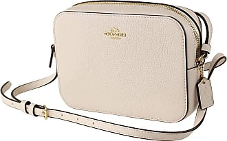 Coach Mini Camera Crossbody Shoulder Bag Off-white Size: One size