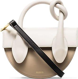 Yuzefi Dolores shoulder bag - NEUTRALS