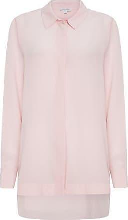 2356cf930 Le Lis Blanc Deux Camisa Helena Slit Blush Le Lis Blanc - Rosa