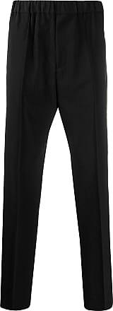 slim cut elastic classic raw HR5017 Helmut Lang men/'s elastic black jeans