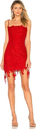 NBD Yosemite Mini Dress in Red