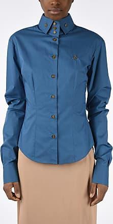 Vivienne Westwood Stretch Cotton Blouse size 40