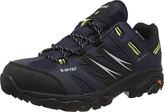 Hi-Tec Mens Tarantula Low WP Walking Shoe, Night/Black/Aurora, 10 UK