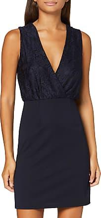 Vero Moda Womens VMLILLIE SL Short Dress JRS CE Casual, Black, XL
