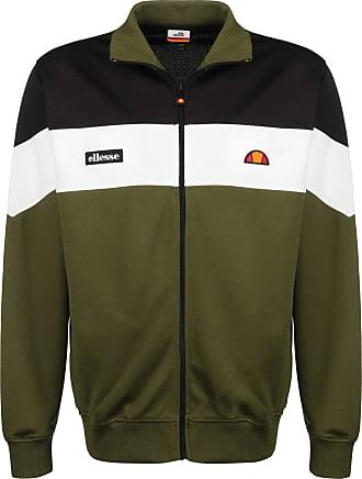 Ellesse Caprini track top khaki